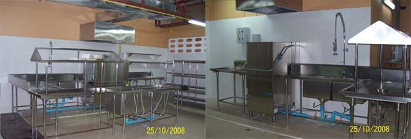 Commercial Kitchen Equipment Phuket